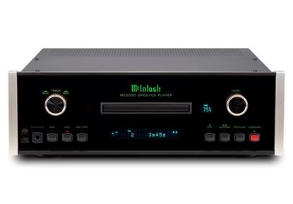 Imagine McIntosh MCD550 CD/SACD Player