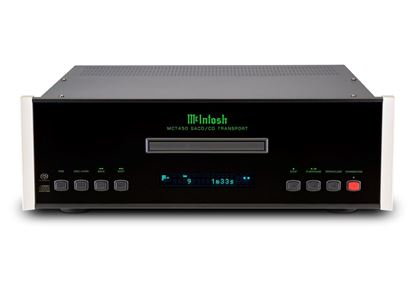 Imagine McIntosh MCT450 CD/SACD Transport